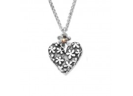 Hearts & Flowers - Necklace EHFL