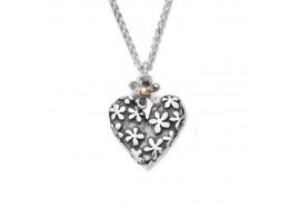 Hearts & Flowers - Necklace EHFL