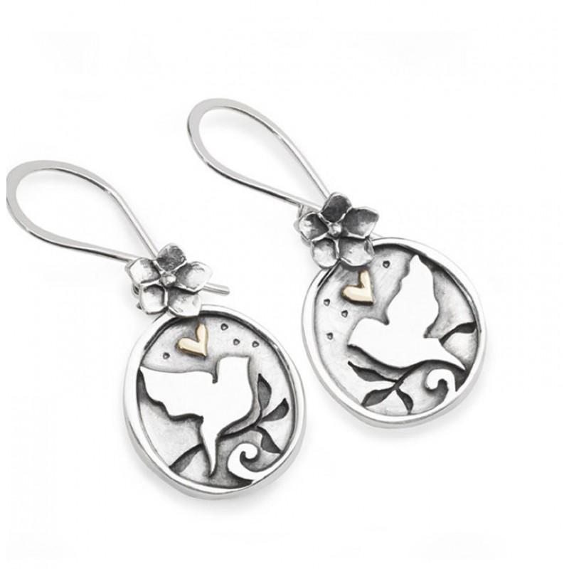 Bird Earrings - DSN5