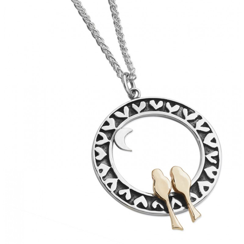 Bird Necklace - EM1Y