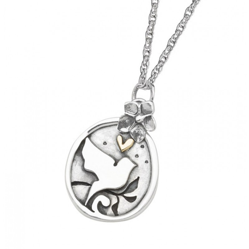Bird Necklace - ESN5