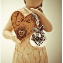 Butterfly Necklace - EFNFB