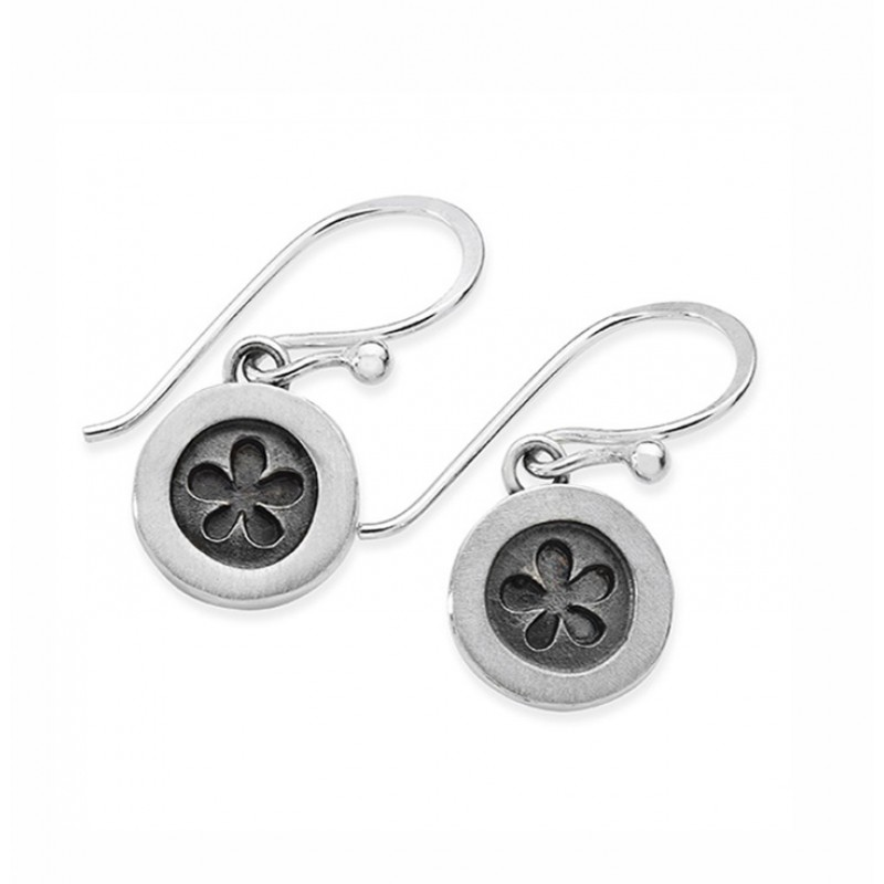 Button Earrings - DBUF