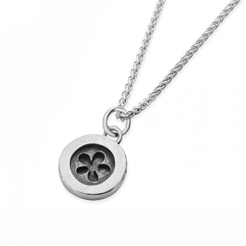 Button Necklace - EBUF