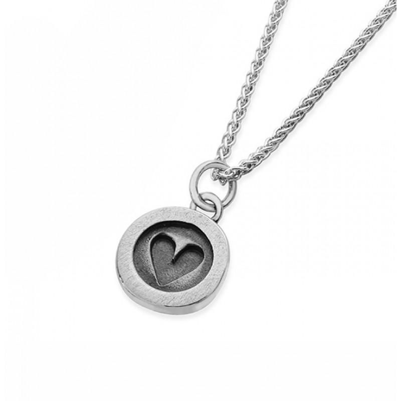 Button Necklace - EBUH
