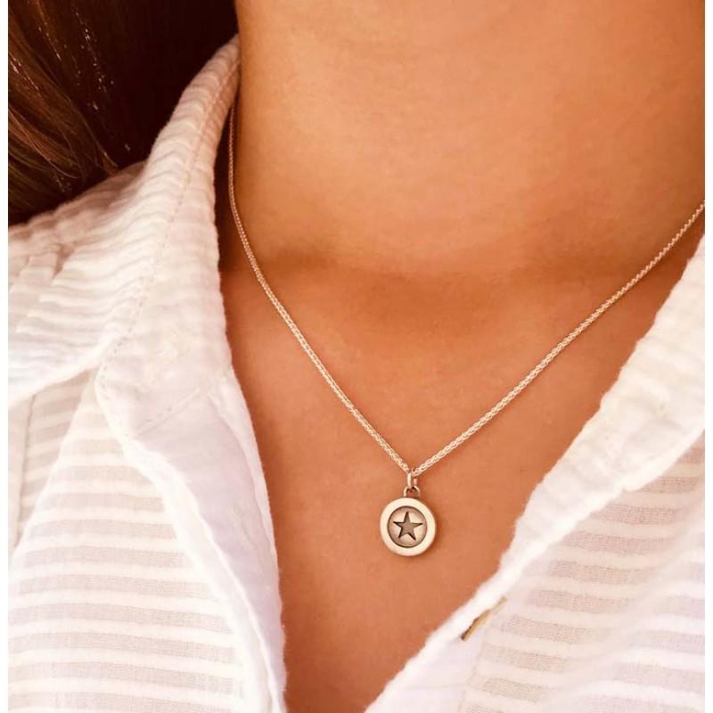 Button Necklace - EBUS