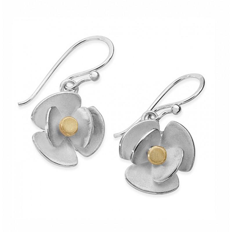 Flower Earrings - DEDFL
