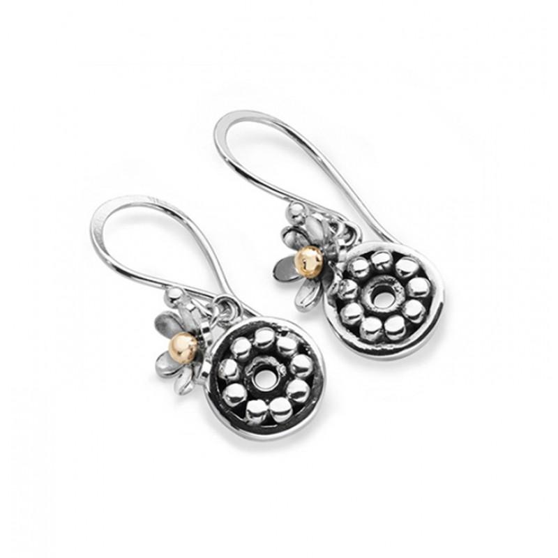 Flower Earrings - DM3S