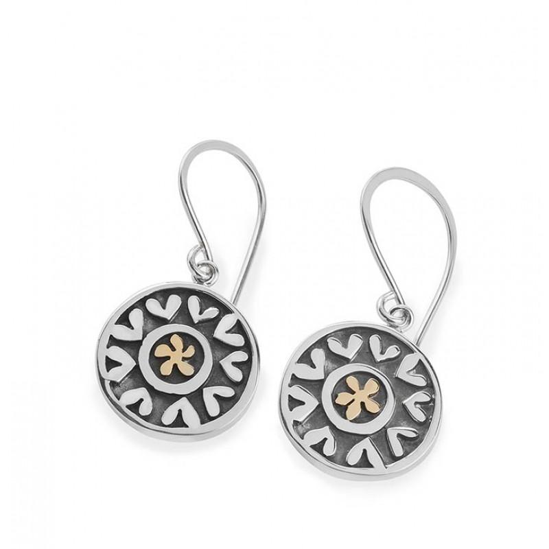 Flower Earrings - DPENF
