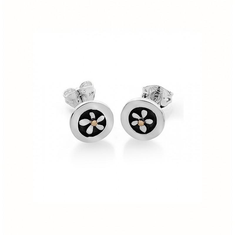 Flower Earrings - SMED