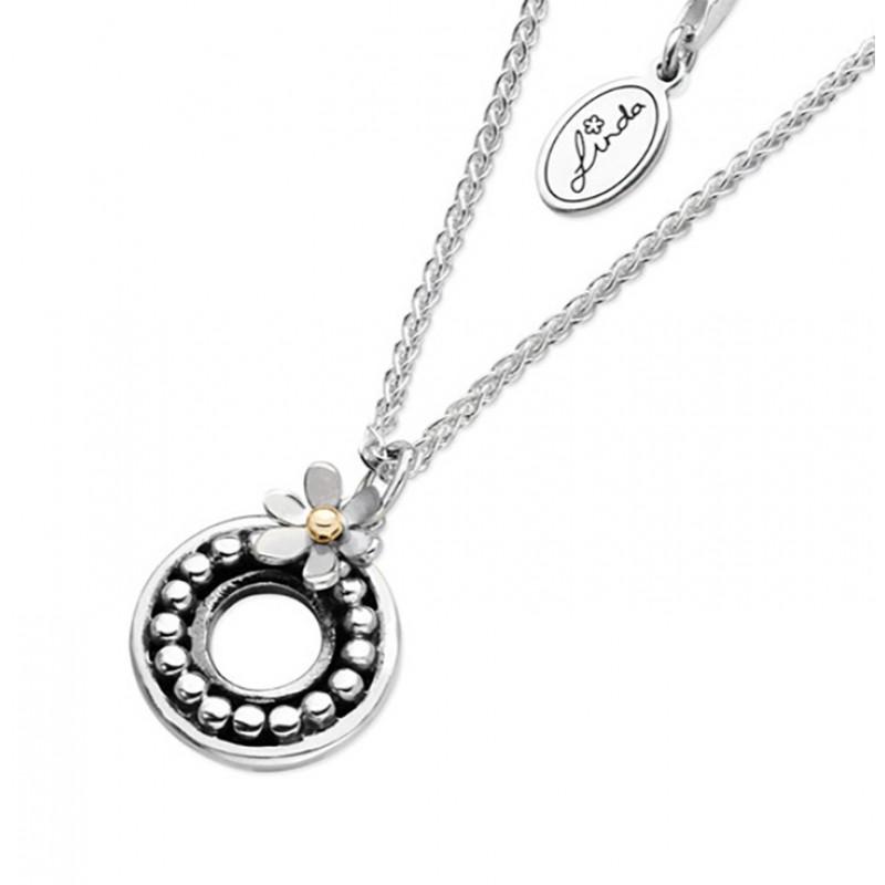 Flower Necklace - EM3