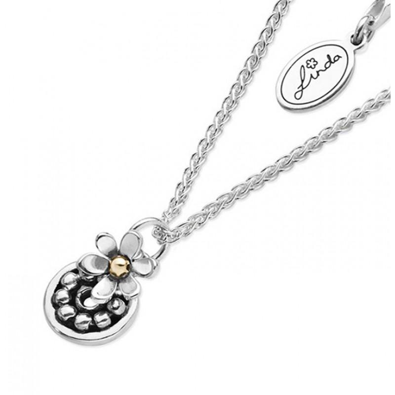 Flower Necklace - EM3S