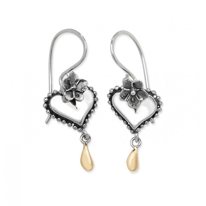 Heart Earrings - DFNH