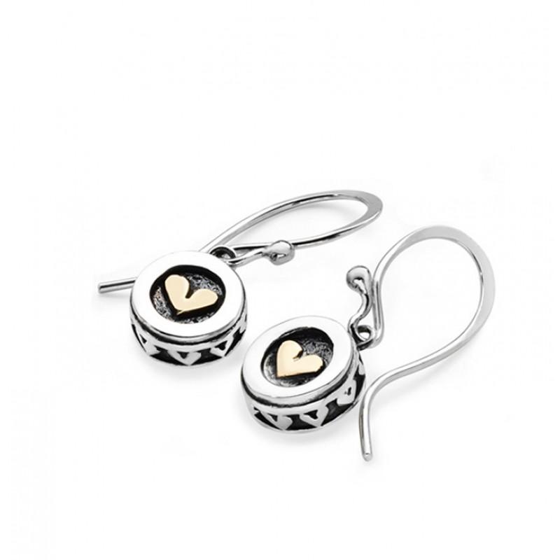 Heart Earrings - DM4S