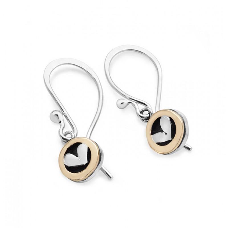 Heart Earrings - DM5Y