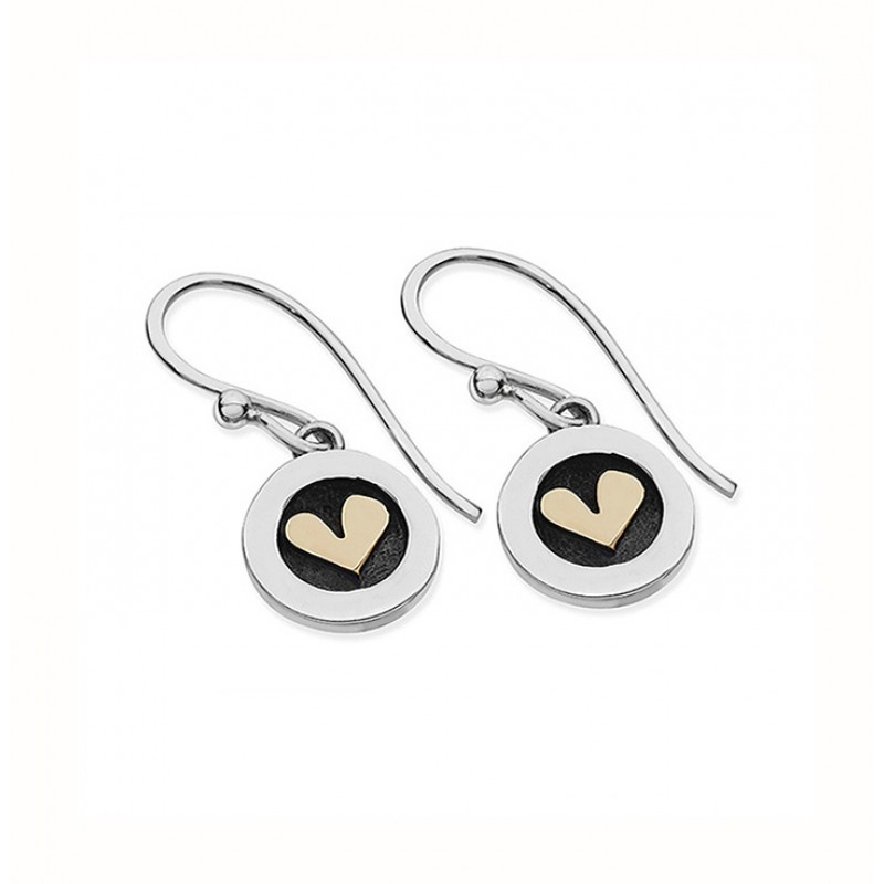 Heart Earrings - DMEDHL