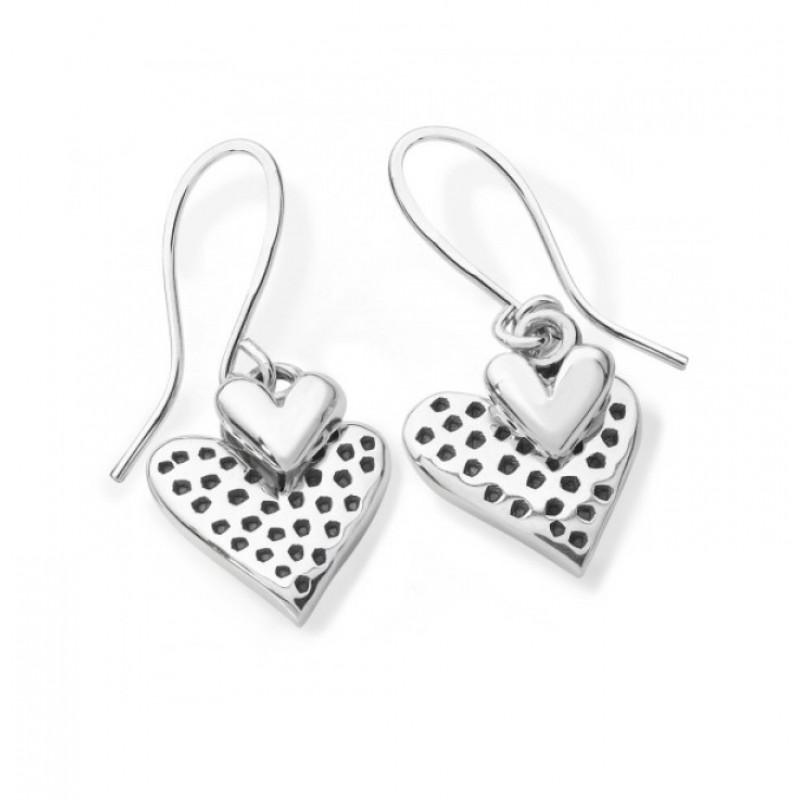 Heart Earrings - DSDH