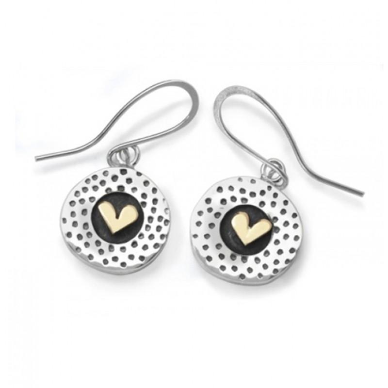 Heart Earrings - DSPOTRH