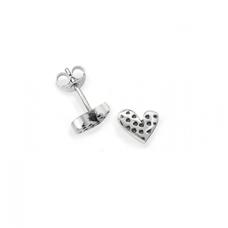 Heart Earrings - SHIW