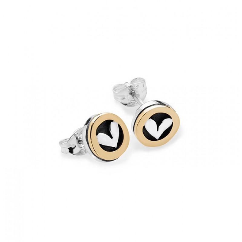 Heart Earrings - SM5Y