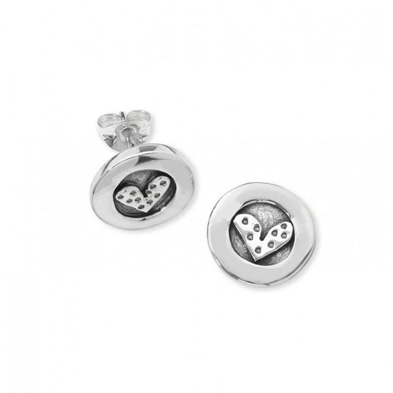 Heart Earrings - SPET3