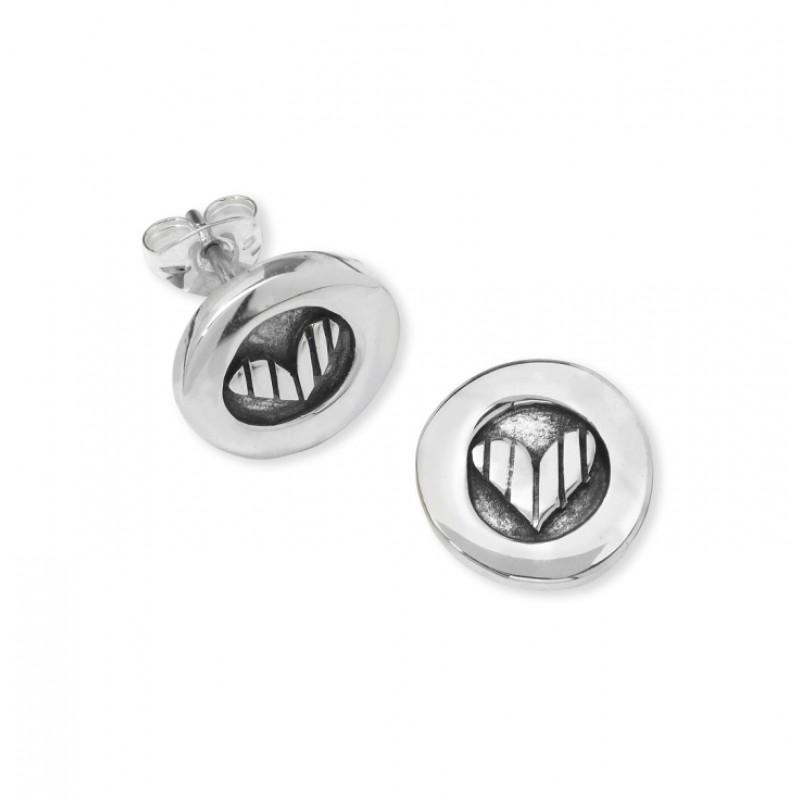 Heart Earrings - SPET4