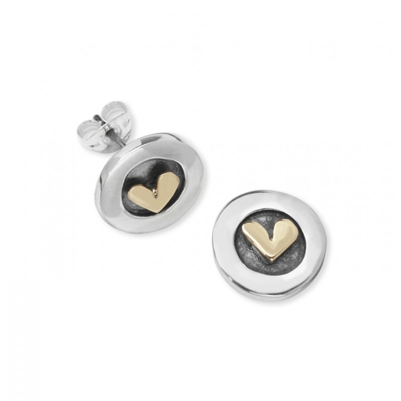 Heart Earrings - SPET6