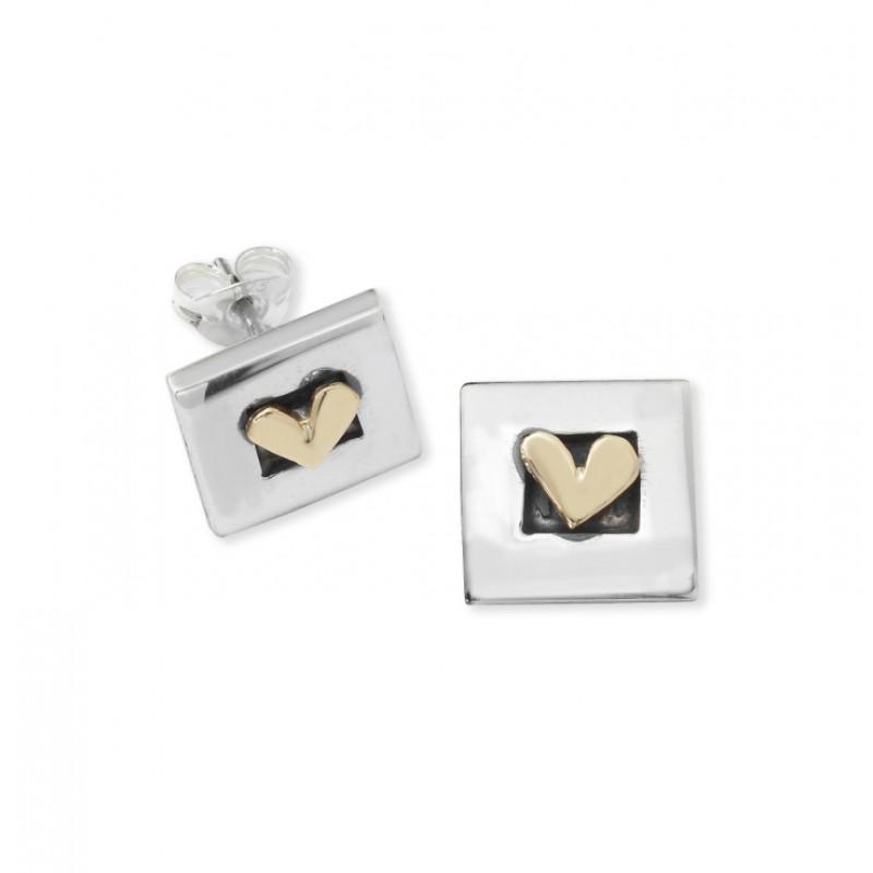 Heart Earrings - SPET7
