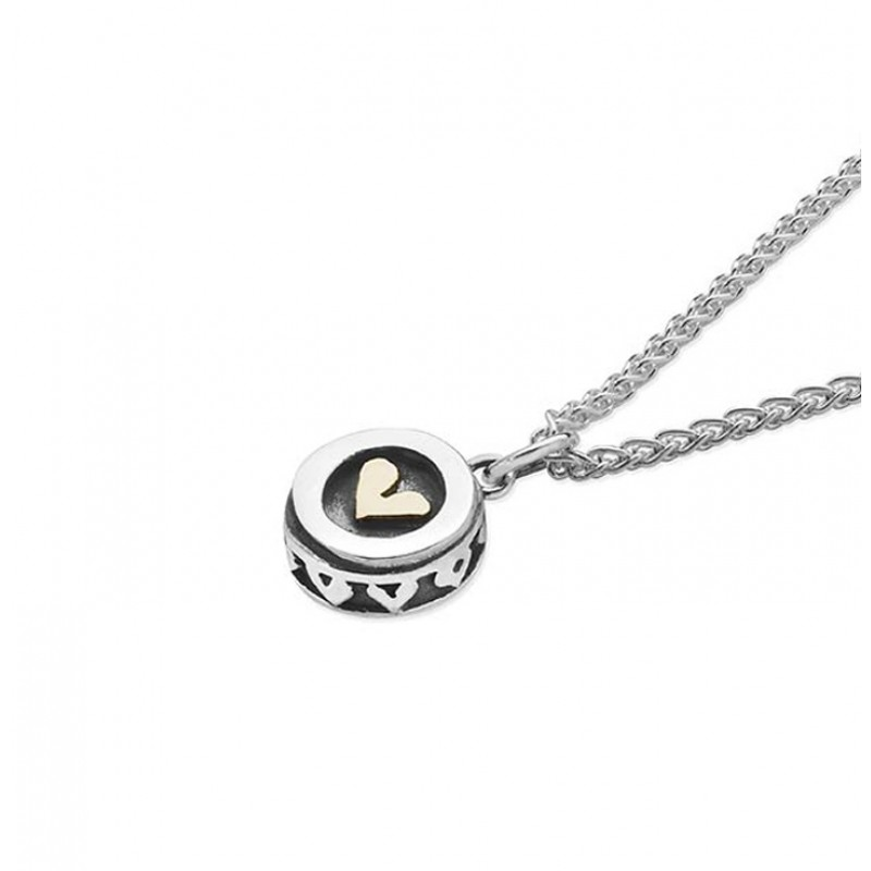 Heart Necklace - EM4S