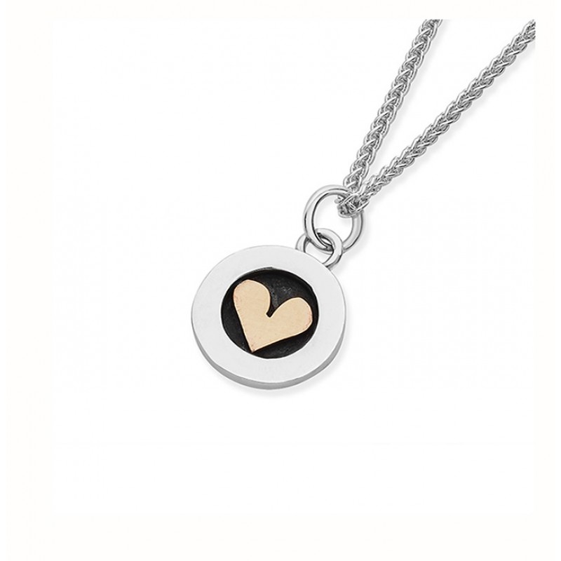 Heart Necklace - EMEDH