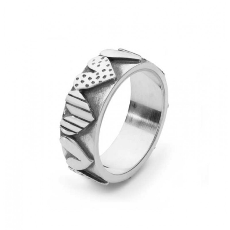 Heart Ring - RSTH6