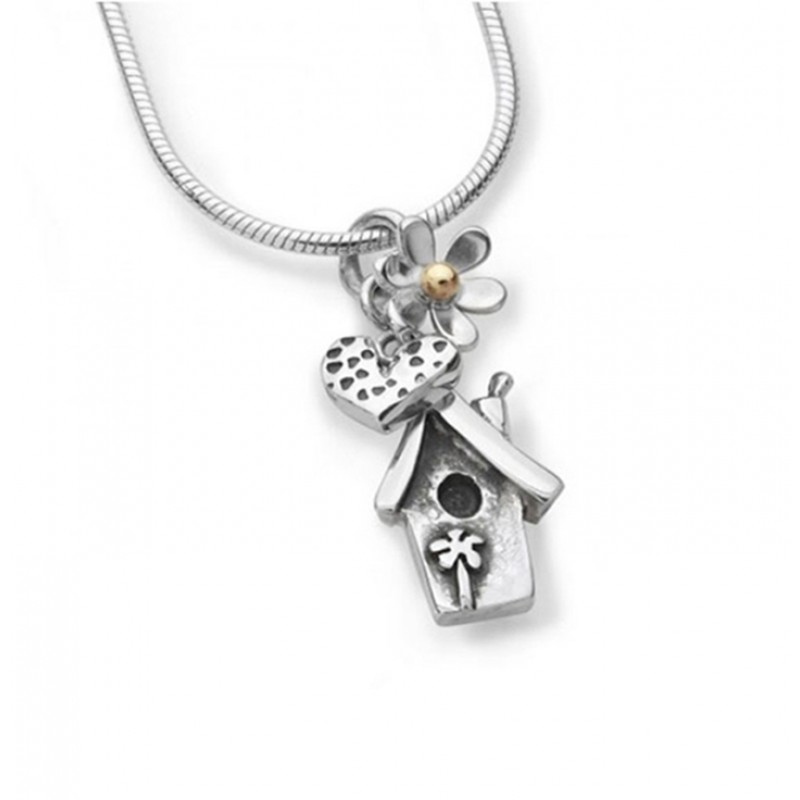 House Necklace - EHIW