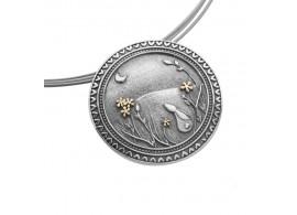 Moondance - Necklace Moon1