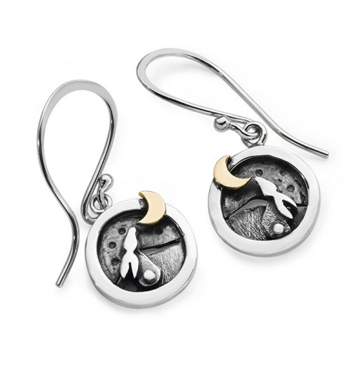 Moondance - Drop Earrings DMHS