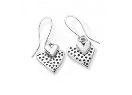 Spots and Stripes -  Drop Earrings DSDH