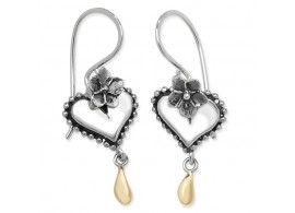 Forget Me Not - Drop Earrings DFNH