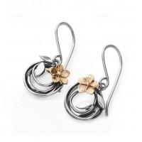 Entwined - Drop Earrings DFORG