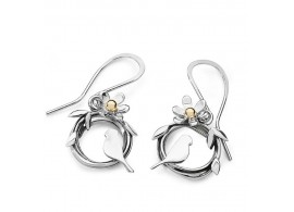 Entwined - Drop Earrings DNTB