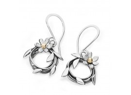 Entwined - Drop Earrings DNTFS