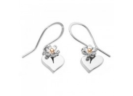 Hearts & Flowers - Drop Earrings DHF