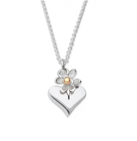 Hearts & Flowers - Necklace EHF