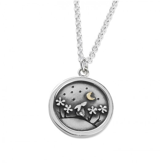 Lucky Penny - Necklace EPEN1