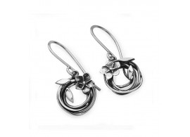 Entwined - Drop Earrings DFORS