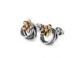 Entwined - Stud Earrings SFORG