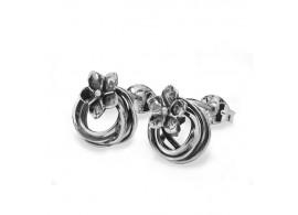 Entwined - Stud Earrings SFORS
