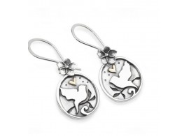 Starry Night  - Drop Earrings DSN5