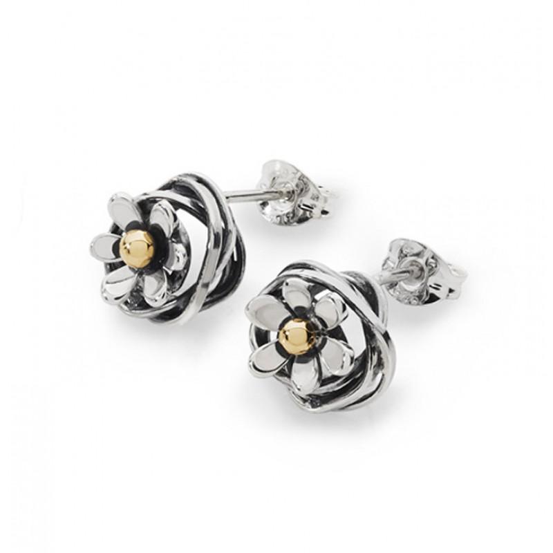 Scribble Earrings - SCRWDB