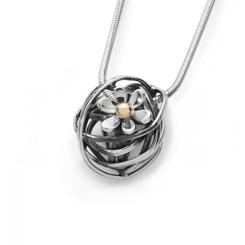 Scribble Necklace - ESCRDB