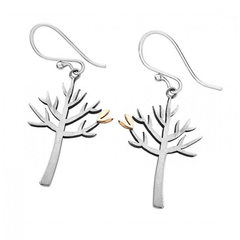 Tree Earrings - DTL