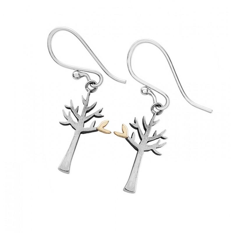 Tree Earrings - DTS